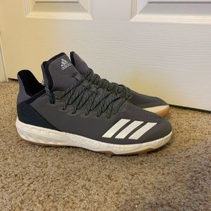 Adidas BOOST ICON 4 metal baseball cleats size 9.5